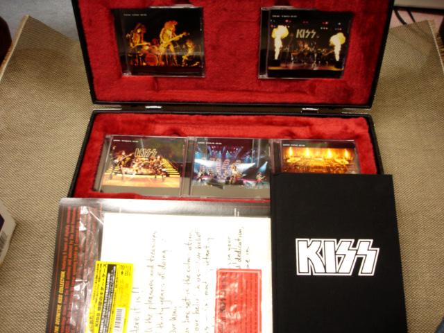 kiss地獄のギター・ハードケース
