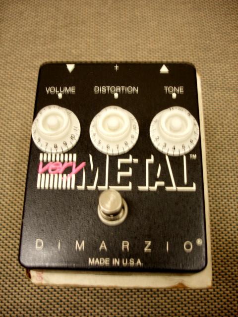 very METAL